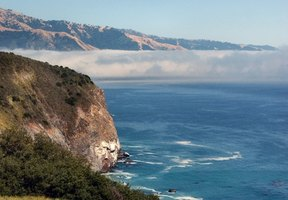 Nudist Resorts Near Big Sur, California