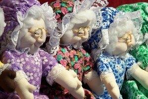 Make Pantyhose Dolls How 51