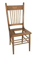 how to replace a missing antique chair seat 9 steps ehow