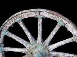 Wagon Wheel Plans Diy