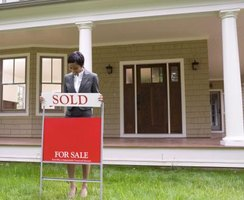 Real estate brokers must gain experience as sales agents before taking the license exam.