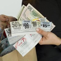 Stack your coupons with retail loyalty cards for bigger savings.