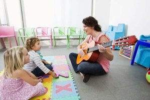 Songs for Preschoolers With Repetition