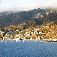 Catalina Island bills itself as the Island of Romance.