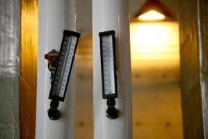 how to clean up mercury thermometer