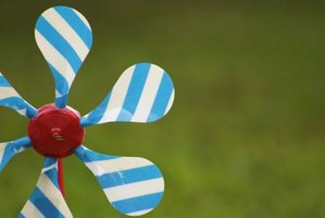How To Make A Whirligig Colonial Toy