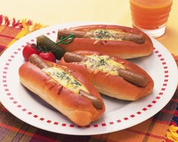 different ways to cook hot dogs