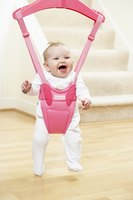 When Should One Put a Baby in a Baby Bouncer?
