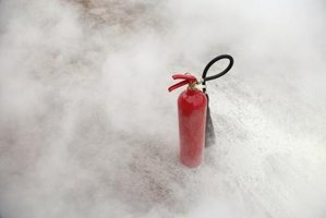 Guideline for the cleanup of abc fire extinguisher discharges