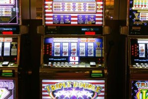 casinos with slot machines in california