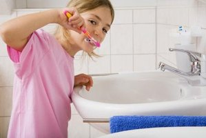 Oral hygiene is one component of personal health.