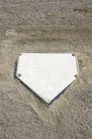 An irregular pentagon -- such as home plate in a baseball diamond -- has sides that are not of equal length.