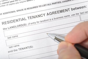How to Write a Lease Renewal Letter | eHow