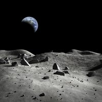 The moon landing: Earth's ultimate multi-generational planning success.