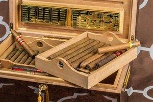 Setting Up a Cigar Bar at a Wedding Reception