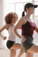 You don't have to be a dancer to enjoy dance fitnes classes.