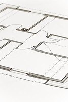 Visio lets you create floor plans with a simple drag-and-drop interface.