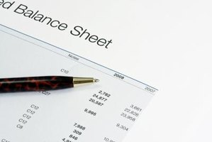 Investments on a balance sheet may be short-term or long-term.