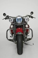 Properly service your Harley for safety and reliability.