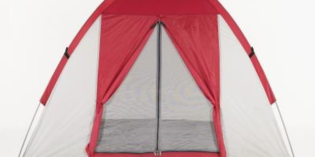 Northwest Territory Tent Setup Instructions