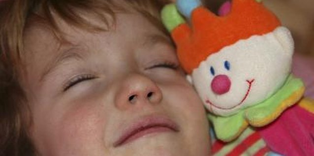 Tantrums in Toddlers With Naps