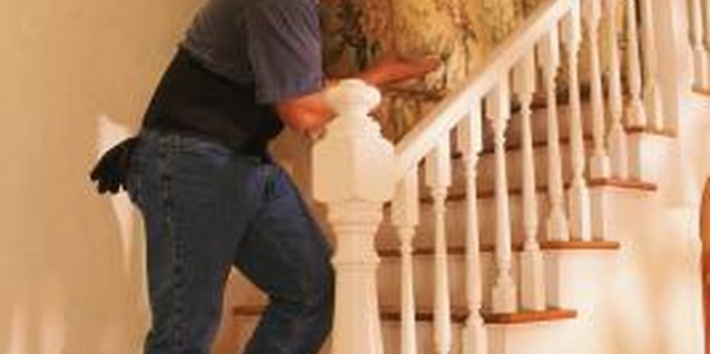 How to Fix Dents in a Stair Riser