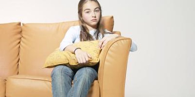 Help your preteen navigate the moodiness.