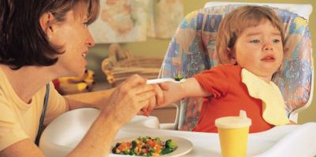 Toddlers are notoriously picky eaters.