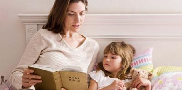 Simple Bible Object Lessons for Preschoolers