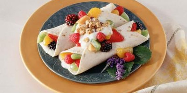 Breakfast burritos offer something for every appetite.