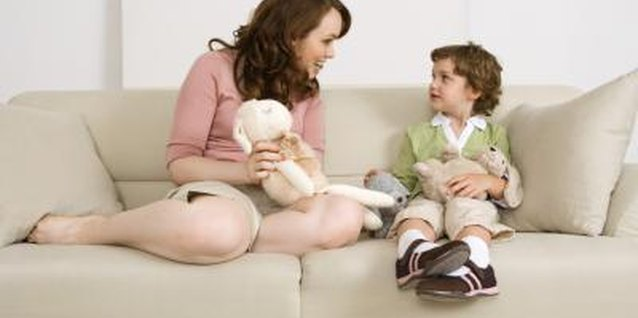 Parents of autistic toddler should set aside time for playtime with their child.