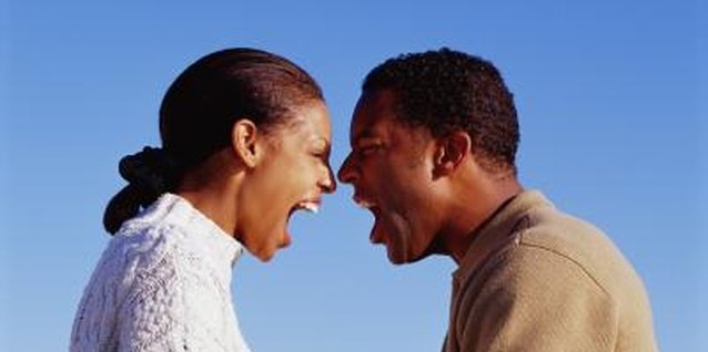 What Does It Mean When Your Partner Curses at You?