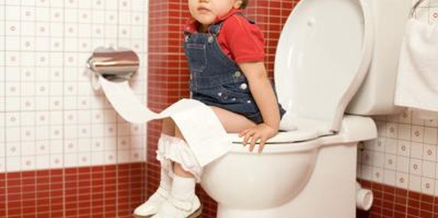 Even the easiest clothes can become challenging in the throes of toilet training.