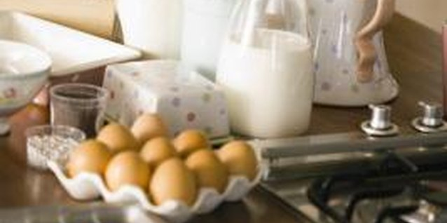 Heavy Cream vs. Milk in Baking