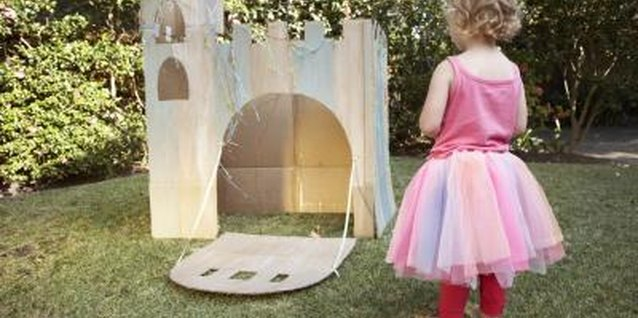 Your princess may be better off playing solo if neighborhood kids are bad news.
