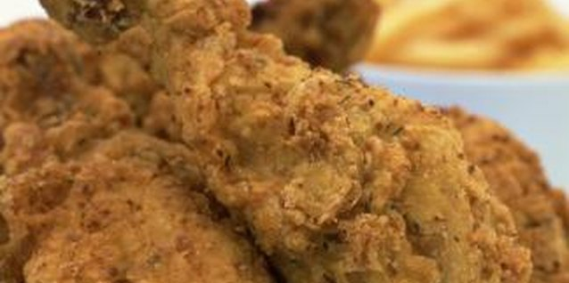 A Fried Chicken Recipe for a Child With an Egg Allergy