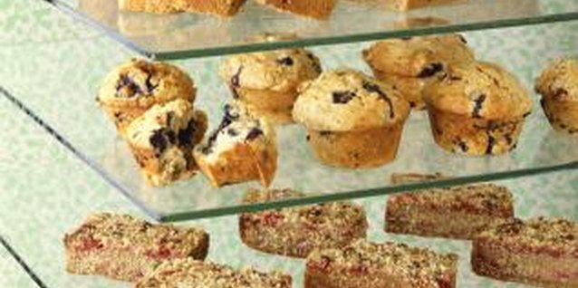 Banana baked goods have a moist texture and distinct flavor.
