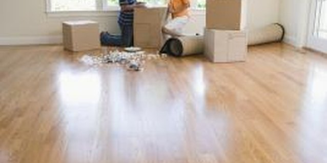 Beautiful hardwood floors make an excellent impression and can increase home value.