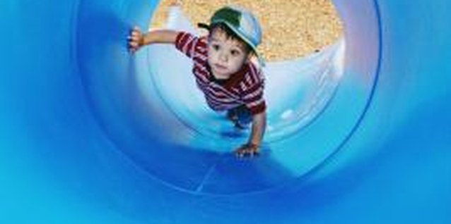 Your toddler will love the play spaces in Columbus.