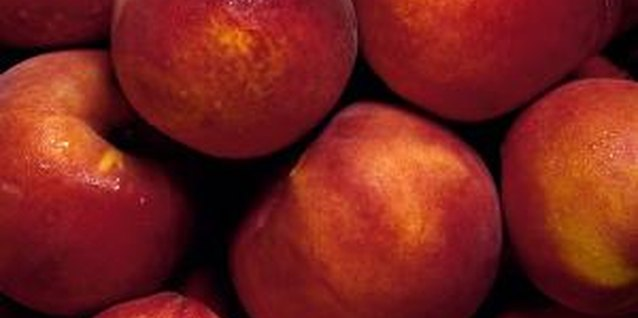 Some prefer the fuzz-less flesh of nectarines over peaches.