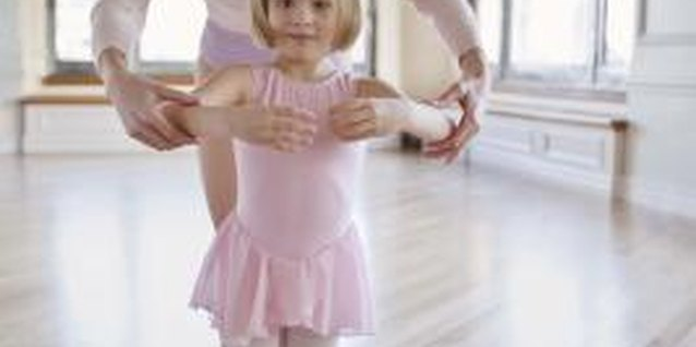 Basic Ballet Steps for Preschoolers