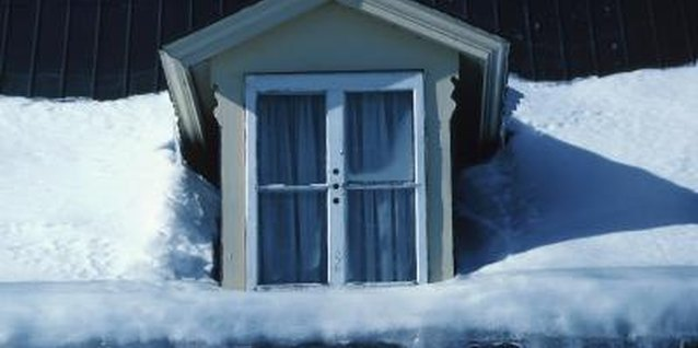 Ice dams are a certain sign of trouble for your home.