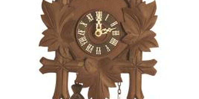 Cuckoo Clock Crafts for Kids