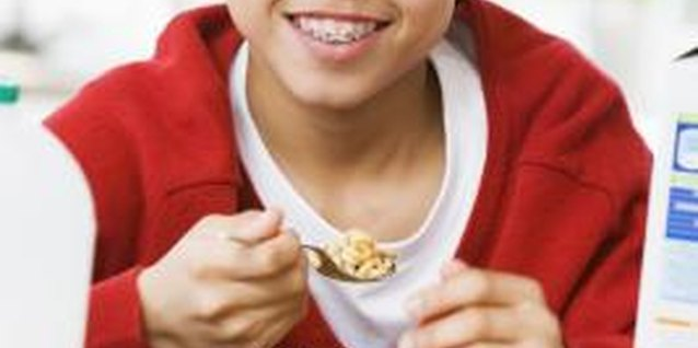"A ""brainy"" breakfast helps a teen's brain fuction throughout the day."