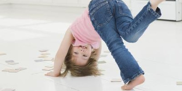 Gross Motor Skills in a 3-Year-Old Child