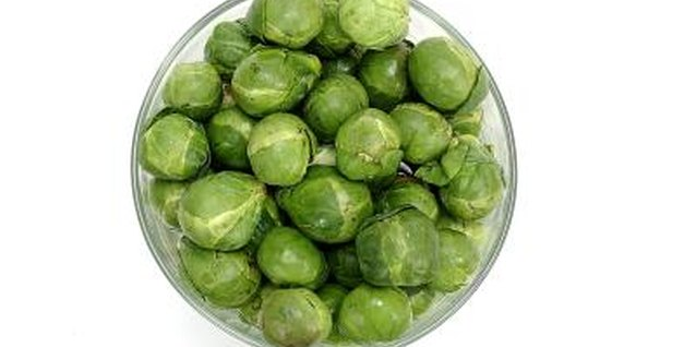 Sauteed or steamed, Brussels sprouts pair well with strong flavors.