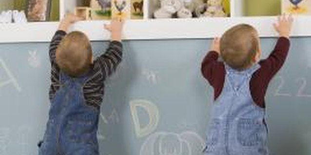 For a persistent tot, an object out of reach doesn't mean it's off-limits.