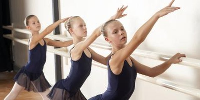 Ballet is expressive, athletic and physically demanding.