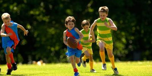 Competitive games help your child appreciate teamwork and handle loss.