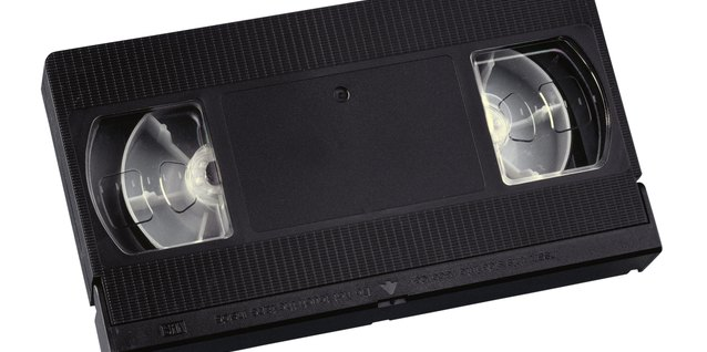 How do I Record From a DVR to a VHS Tape?